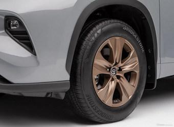 2022款汉兰达(进口) Hybrid Bronze Edition