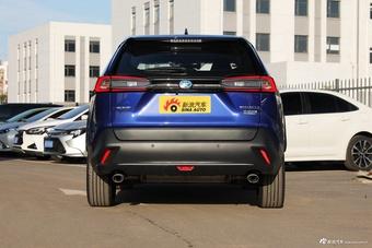 2021款威兰达混动高性能版2.5L两驱劲擎版