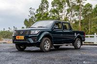 2021款锐骐2.4T手动柴油两驱小康版基型车