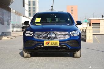 2021款奔驰GLC 300 4MATIC轿跑SUV