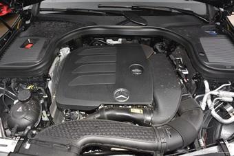 奔驰GLC级(进口)底盘图