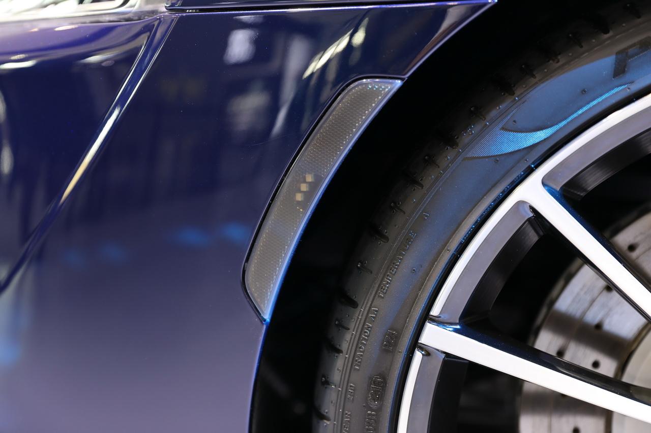 2019广州车展实拍:迈凯伦GT