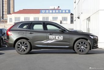 2021款沃尔沃XC60 2.0T四驱T5智雅豪华版