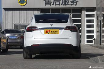 2019款特斯拉Model X 长续航版