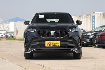 2021款皇冠陆放2.5L HEV四驱精英版