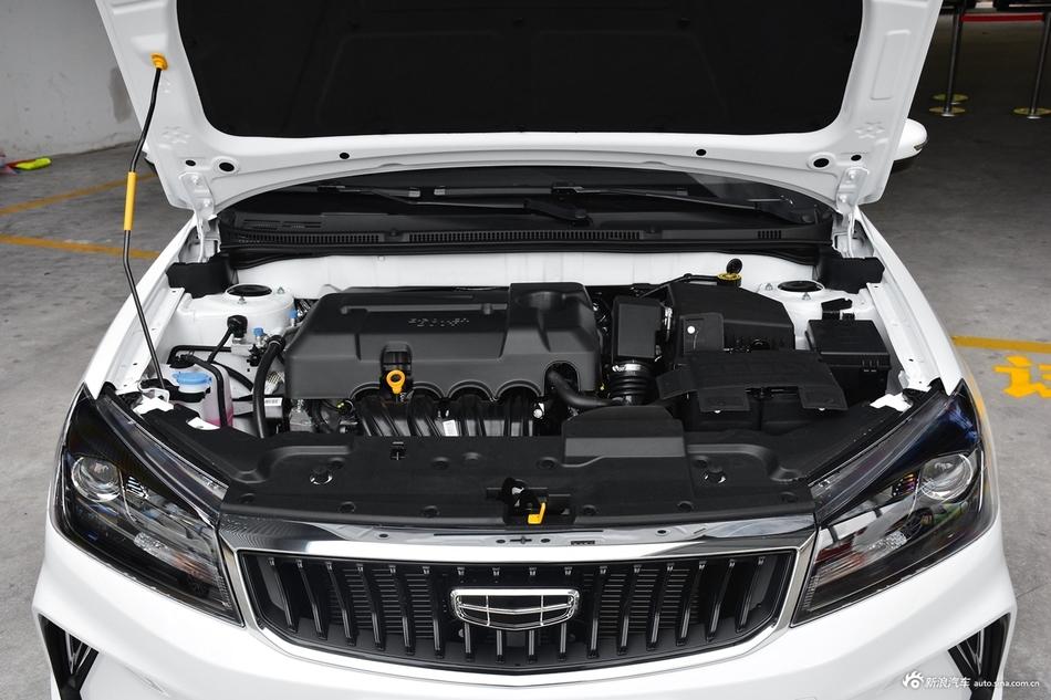 2021款帝豪UP 1.5L CVT豪华型