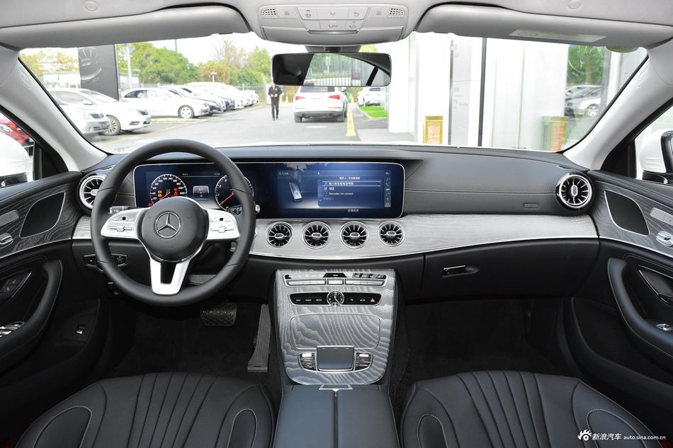 2020款奔驰CLS级2.0T自动300动感型