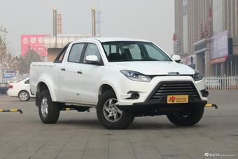 2019款域虎5 2.0T手动柴油两驱进取国VI长轴