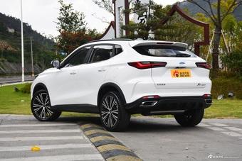 2021款欧尚X5 1.5T旗舰型