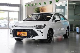 2021款北京U5 PLUS 1.5L CVT尊贵版