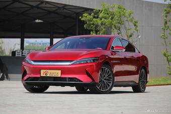 2020款比亚迪汉EV四驱高性能版旗舰型