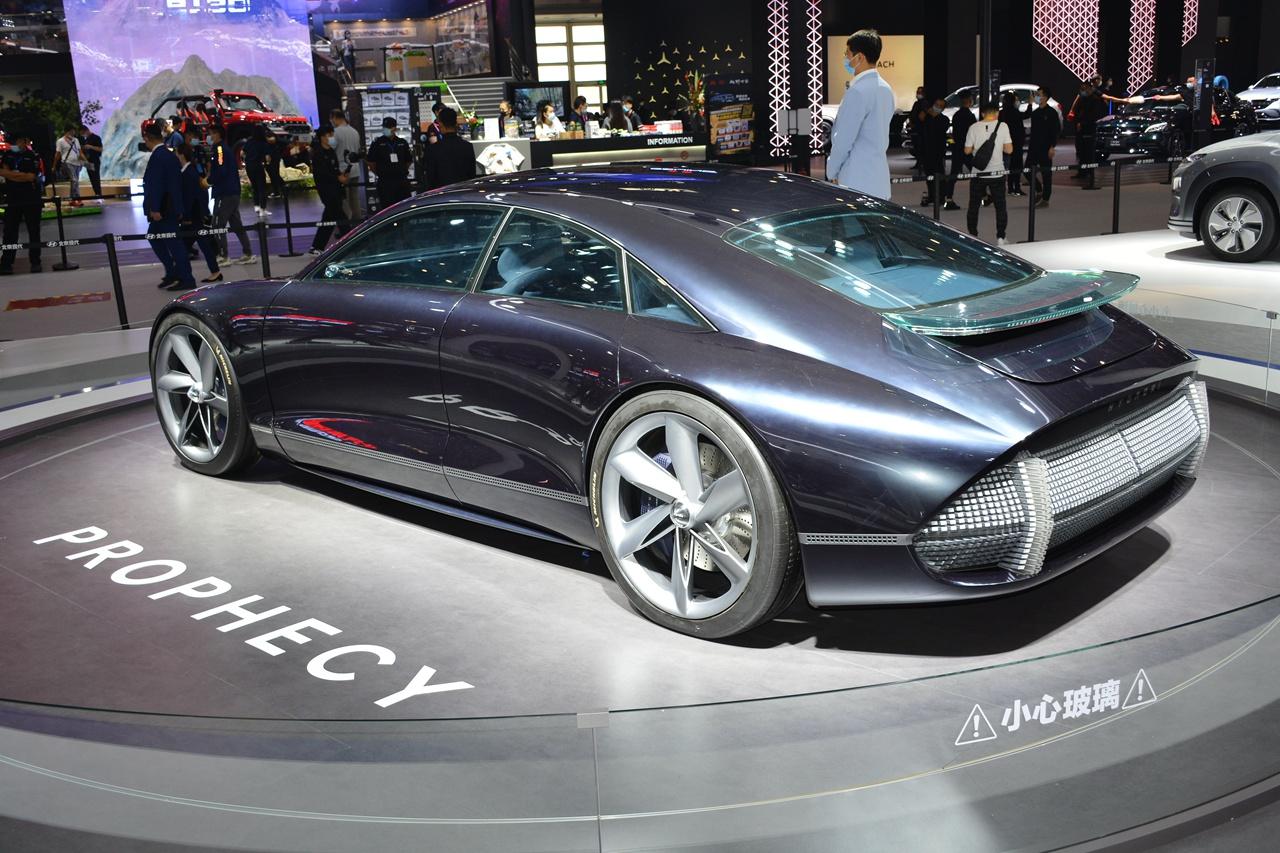 2020北京车展实拍:Prophecy