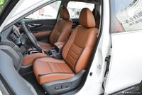 2021款奇骏2.5L 4WD至尊领航版