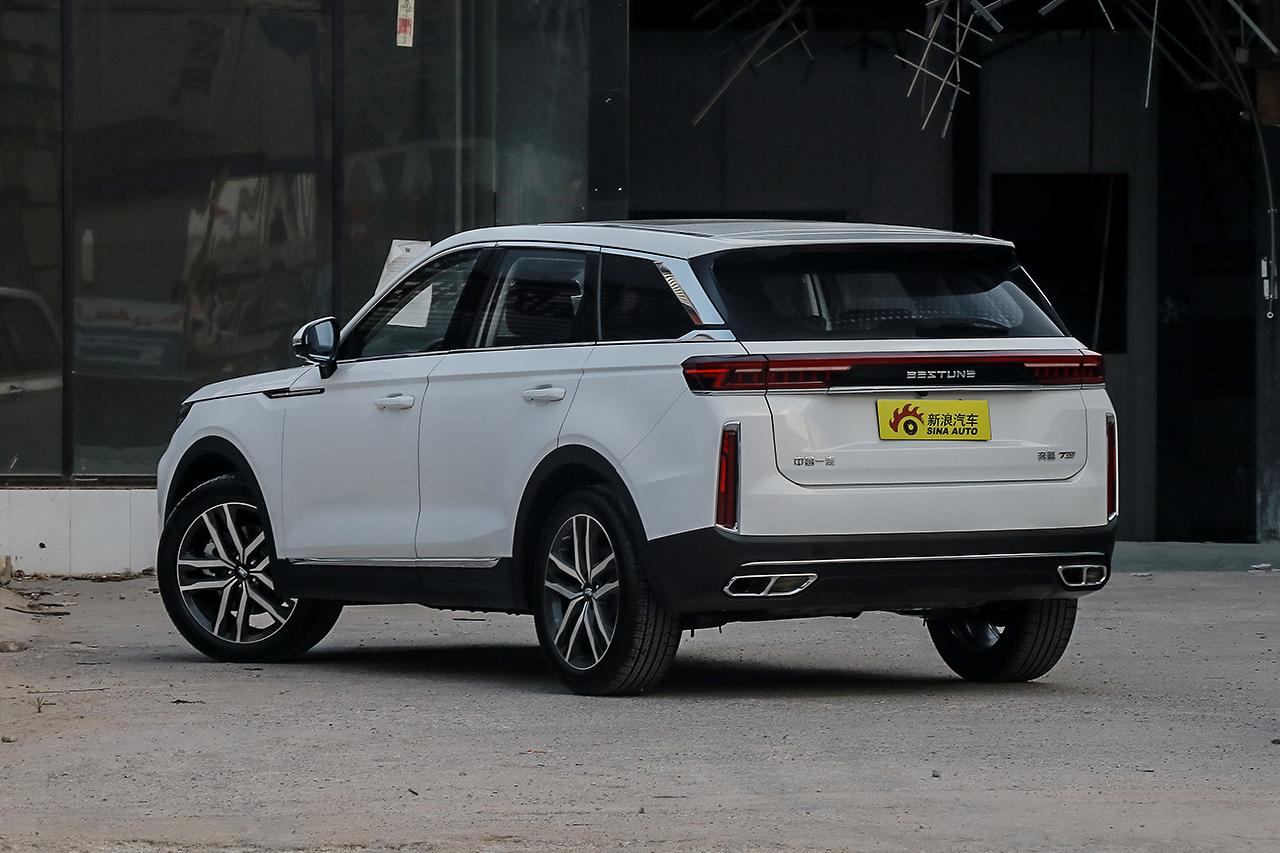 2019款奔腾T99 20TD 自动尊贵型