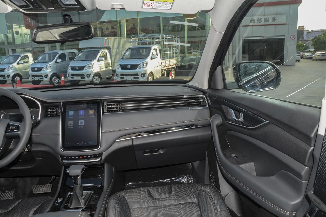 2020款长安欧尚科赛1.5T自动风尚型 7座