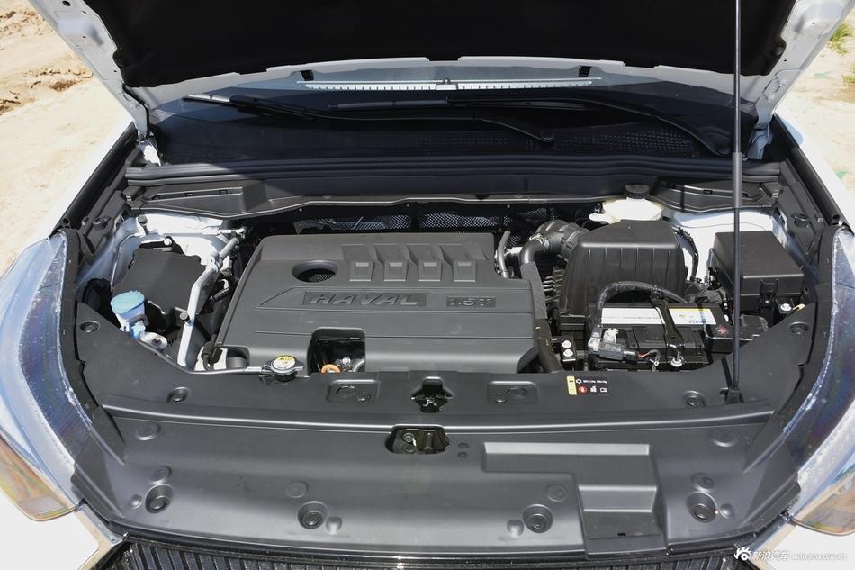 2021款哈弗H6 Coupe智联版1.5T自动两驱精英型