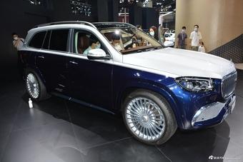 2020广州车展实拍:迈巴赫GLS