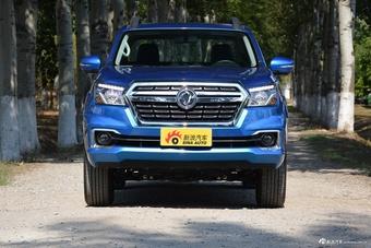 2020款锐骐6 2.3T自动柴油四驱旗舰型国VI