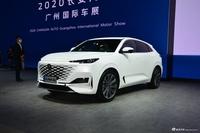 2020广州车展实拍:长安UNI-K