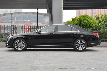2020款奔驰S级 S 350 L尊享型臻藏版
