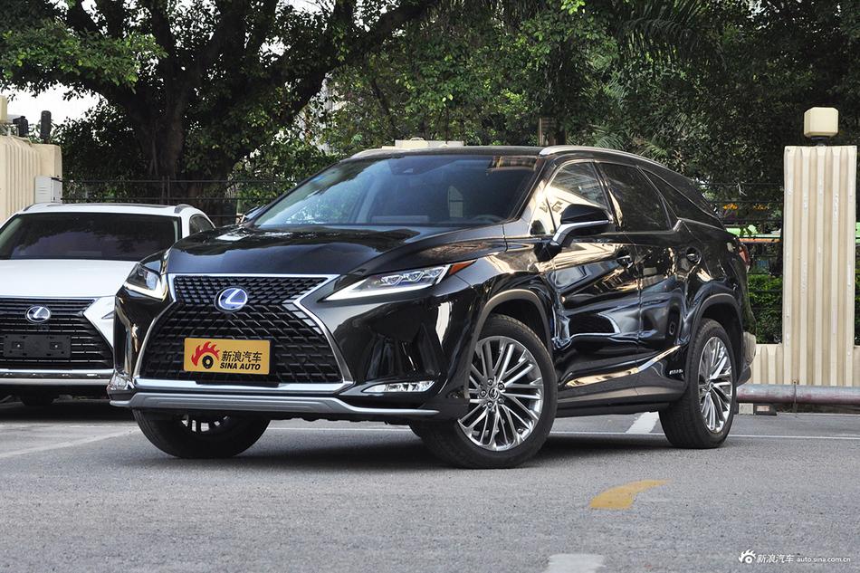2020款雷克萨斯RX混动 450h 四驱尊贵版6座国VI