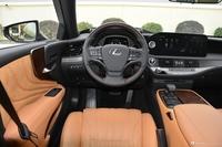 2021款雷克萨斯LS 500h 臻越版
