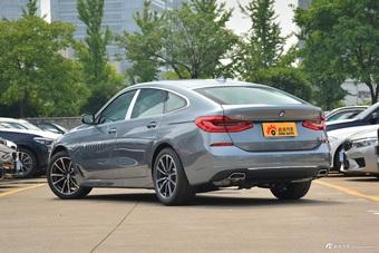2021款宝马6系GT改款 630i 豪华设计套装