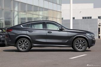 2021款宝马X6 3.0T xDrive40i M运动套装