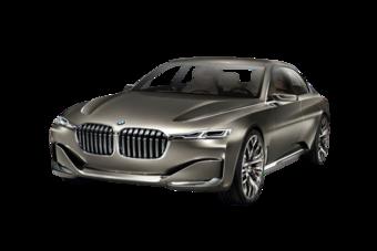 宝马Vision Future Luxury