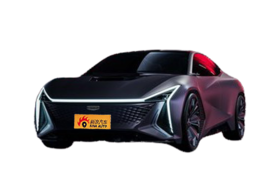 """吉利全新概念车来袭,造型设计前卫科幻,量产后会""""火""""吗?"""