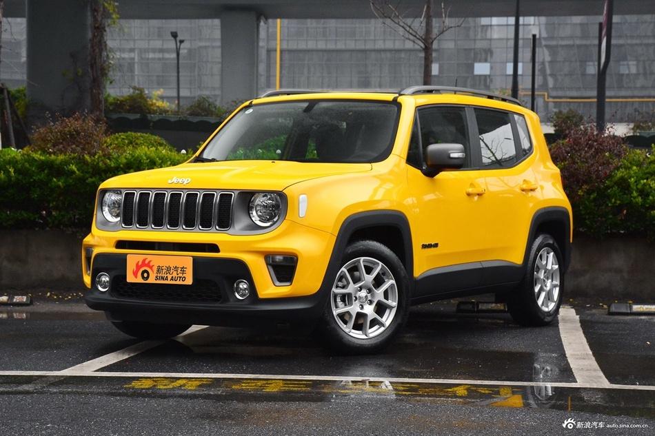 Jeep自由侠够狠,这车最高直降1.82万,买竞品的都后悔了!